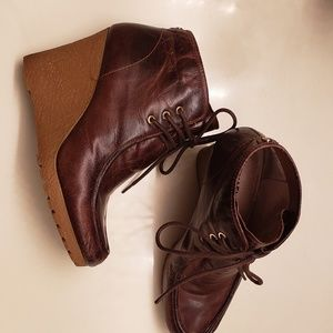 Michael by Michael Kors Rory Wedge Booties